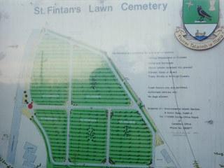 フィル墓地地図